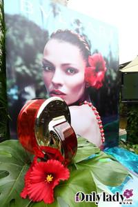 宝格丽晶艳纯香女士香水上市发布