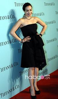 """蒂芙尼(Tiffany)上海酒会,两岸四地明星欢聚""""魔都""""!"""