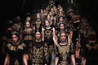 Dolce &Gabbana 将推出首个高级定制系列