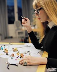 组图:13款Dior超奢华高级珠宝配饰(1/14)