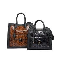 巴黎世家全新Padlock系列手袋 极简风格沿袭经典