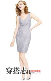 J.Crew 2012 秋季婚纱系列 令人钟情的素雅风情