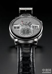 传统元素上的创新 朗格Handwerkskunst腕表