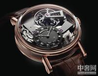 宝玑Tradition系列Grande Complication玫瑰金腕表