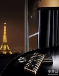 精致典雅 迪奥2012全新定制精品手机Dior Phone