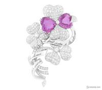 梵克雅宝Palais de la Chance诠释珠宝的幸运和魅力