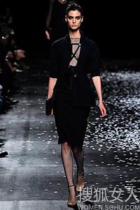 Nina Ricci 2013春夏巴黎时装发布