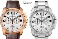 计时杰作 2013卡地亚历博系列新款腕表
