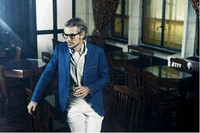 绅士俱乐部的摩登诱惑 马克华菲新绅士男装2013春季系列