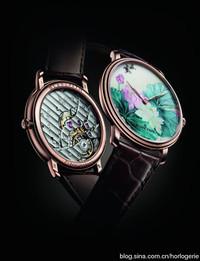 白映泽:钟表的奢侈品艺术