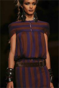 Jean Paul Gaultier 纱丽的新生