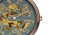 宝珀推出Damasquinage金银丝镶嵌腕表系列
