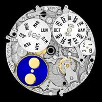 带你通往永恒时间隧道 万年历腕表