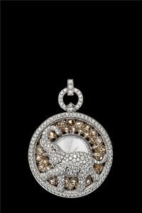 卡地亚珠宝腕表新品系列 卓绝臻品