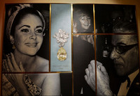 珍藏珠宝臻品展览 伊丽莎白·泰勒