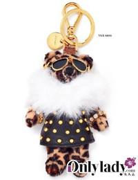 Prada即将推出节日版小熊钥匙扣系列