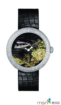 2013巴塞尔表展预览:香奈儿MADEMOISELLE PRIVé腕表