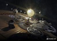 全新3D宣传片诠释欧米茄同轴梦想