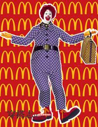 """为PRADA强制舍弃麦当劳? """"民以食为天"""" 时髦大过天?"""