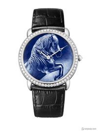 奢华动物园 卡地亚2013大师工艺系列腕表