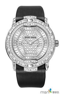 罗杰杜彼名伶系列钻石腕表