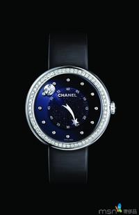 香奈儿Mademoiselle Prive系列高级珠宝腕表