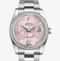劳力士Rolex蚝式系列女士腕表 完美腕表的化身