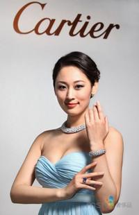 160余件卡地亚高级珠宝臻品在北京展出 2
