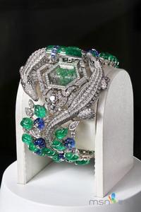 160余件卡地亚高级珠宝臻品在北京展出 3
