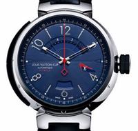 纪念美洲杯 LV定制Tambour腕表