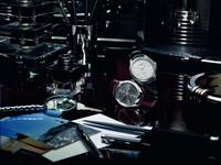 名士克里顿GMT双时区腕表:灵动的时间