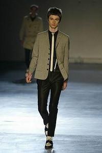 神秘叛逆 2006春夏Dior Homme男装