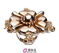奢华风尚Dior品牌配饰 爱在花丛中