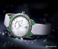 内外兼修 雅典表全新「玉玲珑」腕表