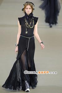 Chanel时装06-07秋冬巴黎时装秀