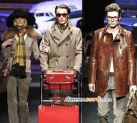 顶级奢侈品牌VALENTINO华伦天奴秋冬流行趋势