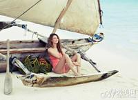 性感玩乐 J.Crew2013夏日海滩型录