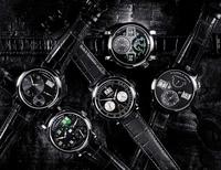 朗格:全新黑色系腕表展品牌成熟美学