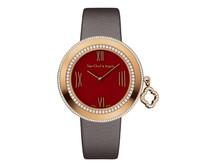 梵克雅宝推出全新Charms红玉髓表盘腕表