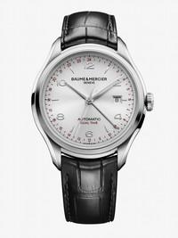 名士克里顿GMT双时区腕表:灵动的时间 3