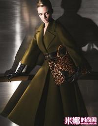 超模演绎Gucci 呈现2013早秋广告系列