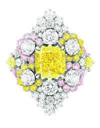 致迪奥先生的一封信 Dior全新高级珠宝Cher Dior