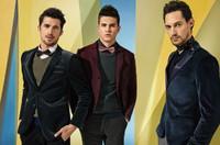 游走在城市间的绅士穿衣美学——马克华菲新绅士男装2013秋季新品