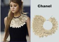 Chanel今夏最流行8款金色配饰