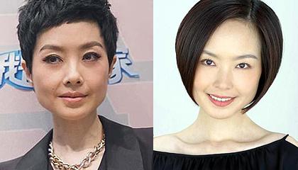 鲁豫沙宣短发发型图片展示 (420x240)-鲁豫发型图片