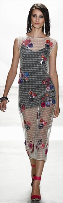 Nicole Miller 2016春夏纽约时装周