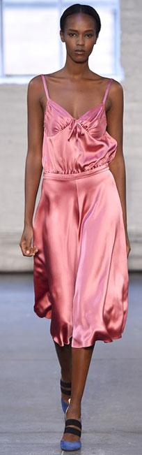 Jill Stuart 2016春夏纽约时装周