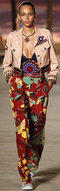 Tommy Hilfiger 2016春夏纽约时装周