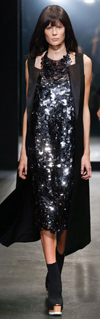 Vera Wang 2016春夏纽约时装周