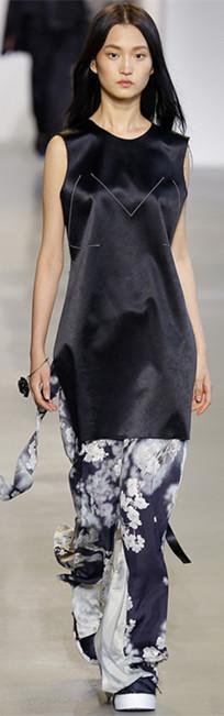 Calvin Klein 2016春夏纽约时装周
